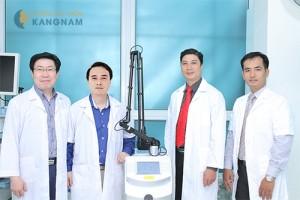 Trị nám da tại Thẩm mỹ viện Kangnam có gì khác biệt?