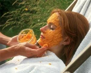 Cà rốt và dầu ăn– Giải pháp thần kỳ cho làn da bị nám2