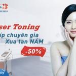 Laser Toning – Bí kíp chuyên gia xua tan vết nám – SALE OFF 50%