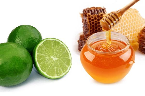 Trị tàn nhang cho nam giới hiệu quả bằng chanh và mật ong