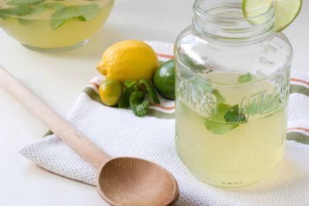 Cách trị nám da bằng dầu dừa và nước cốt chanh