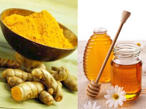 Cách chữa nám da mặt bằng nghệ tươi và dầu oliu